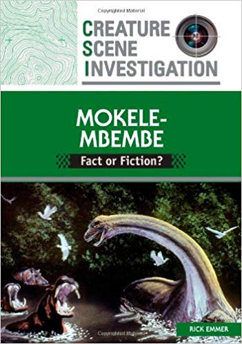 Rick Emmer - Mokele-Mbembe: Fact or Fiction? (Creature Scene Investigation)
